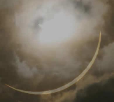 eclipse du 23 11 2012