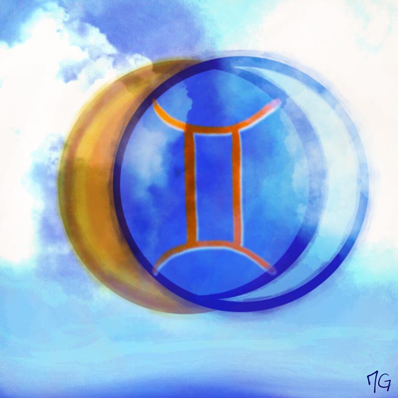 Nouvelle lune Gémeaux Nouvelle lune Gemeaux © astro-logos.fr