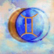 Nouvelle Lune Gémeaux © astro-logos.fr
