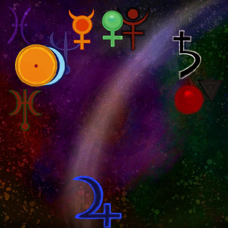 Nouvelle lune 1 03 2014 © astro-logos.fr