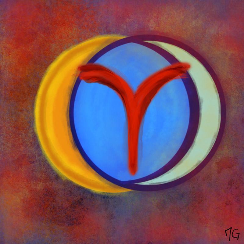 Nouvelle-lune-Belier©astro-logos.fr