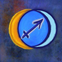 Nouvelle lune sagittaire